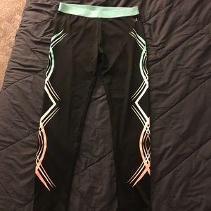Justice active leggings.  Kids size 18.